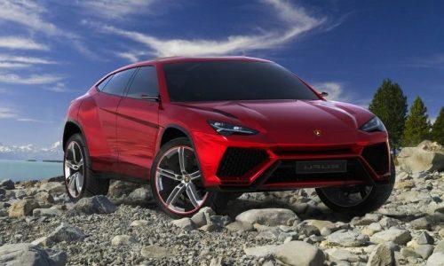 Lamborghini Urus SUV to be built on VW platform in Slovakia – report