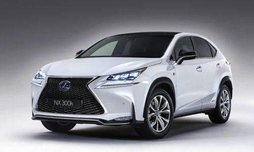 Lexus NX showcases innovative, Australia-first technologies