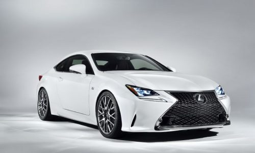 Lexus RC 350 & RC F confirmed for Australia, arrive by early 2015