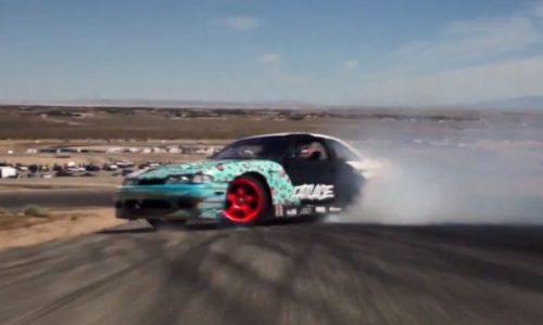 360-degree spin while drifting, start of new trend?