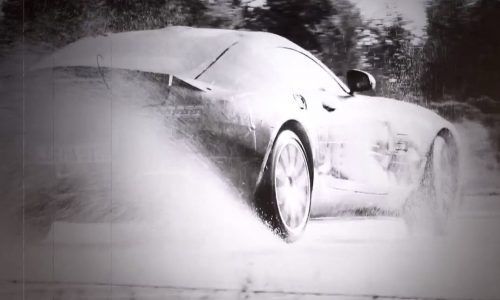 Video: First teaser of the Mercedes-AMG GT sports car