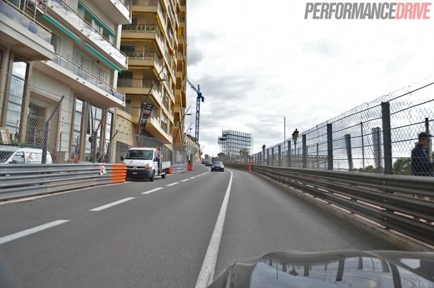 Monaco Monte Carlo F1 track-Beau Rivage