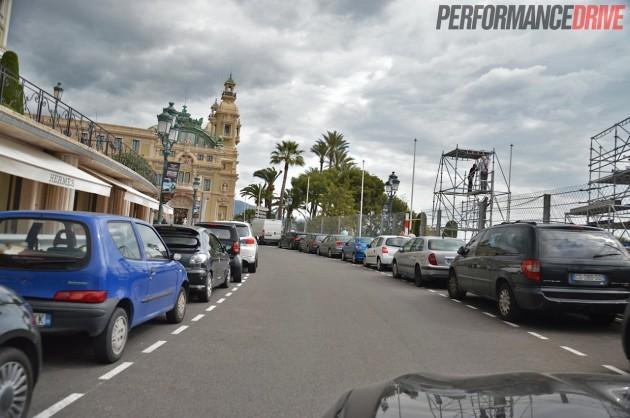 Monaco Monte Carlo F1 track-casino