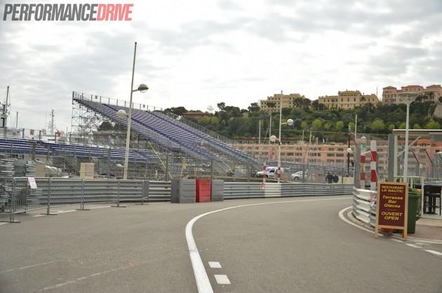 Monaco Monte Carlo F1 track-turn 14