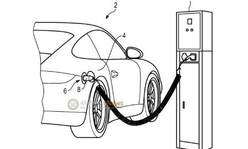 Porsche 911 plug-in hybrid patent image found – report
