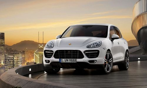 Porsche Cayenne coupe to arrive in 2018 – report