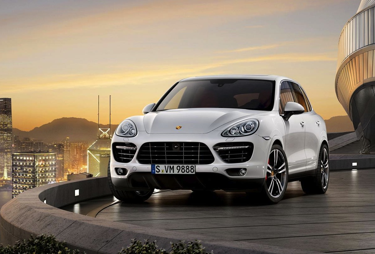 Porsche Cayenne Coupe To Arrive In 2018 Report