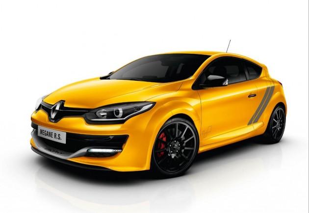 Renault Megane 275 Trophy