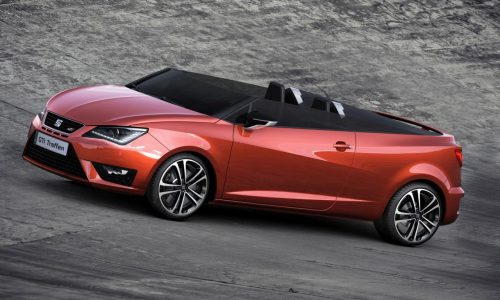 SEAT Ibiza Cupster concept to debut at Worthersee