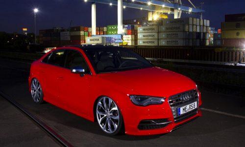 SR Performance makes a neatly tuned Audi S3 sedan