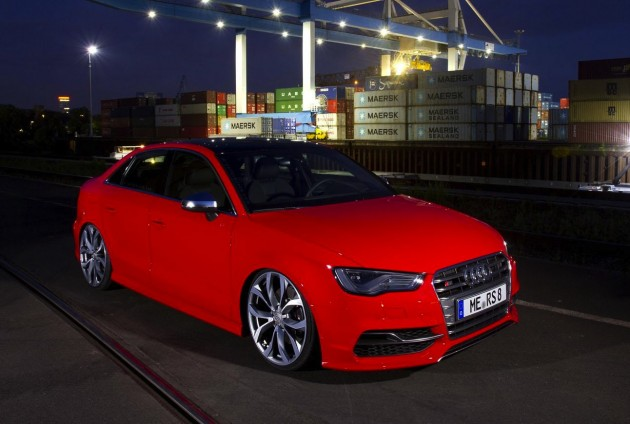 SR Performance Audi S3 sedan