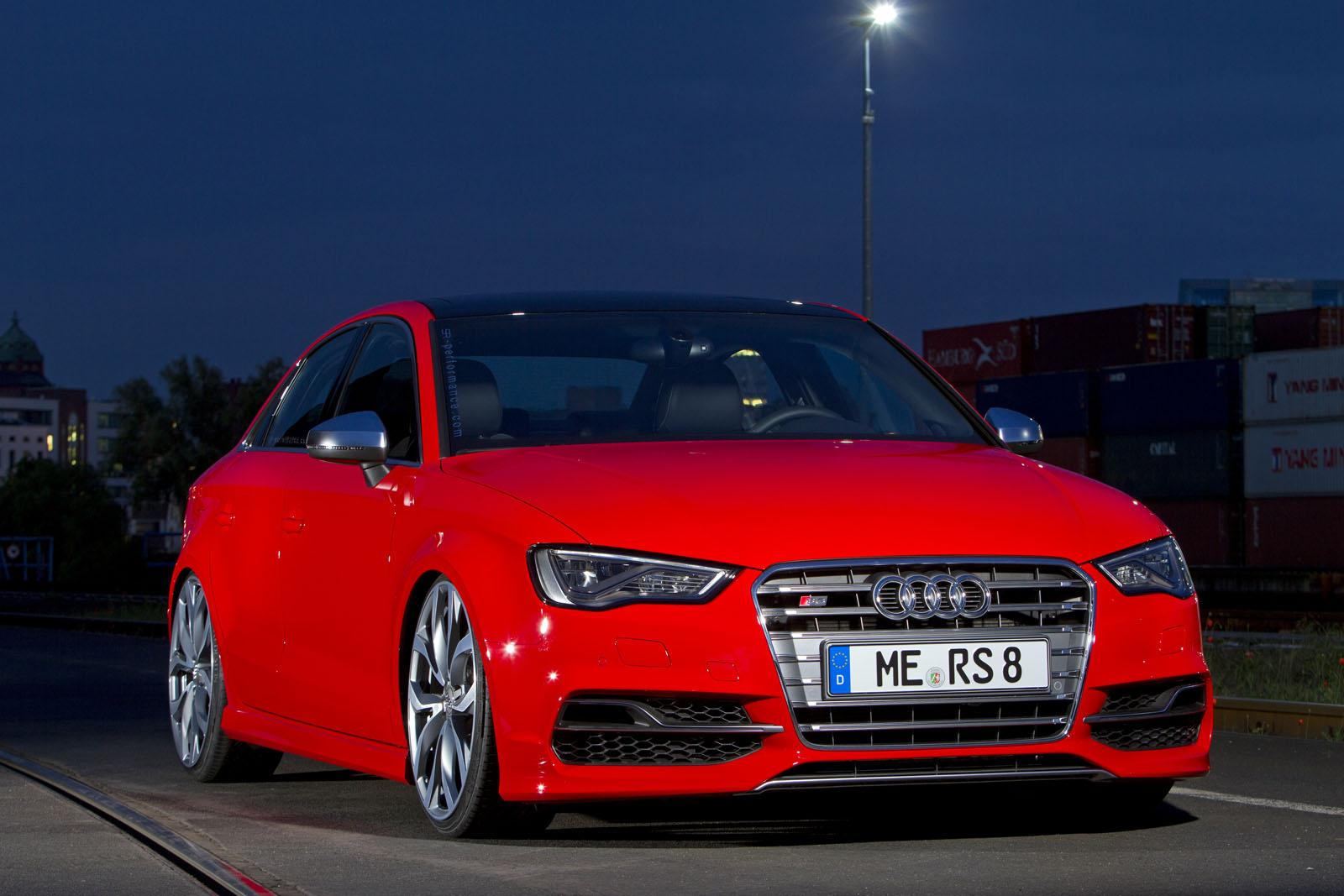 Sr Performance Makes A Neatly Tuned Audi S3 Sedan