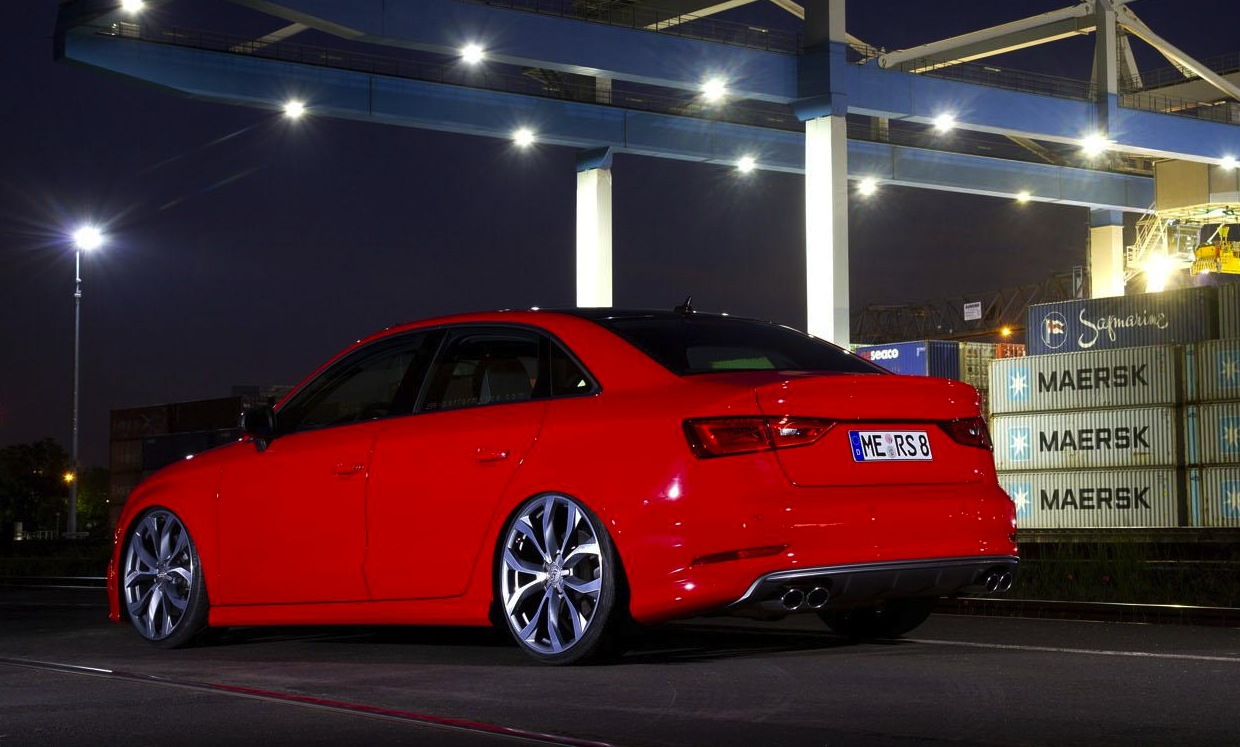 Toyota 4 Wheel Drive >> SR Performance makes a neatly tuned Audi S3 sedan | PerformanceDrive