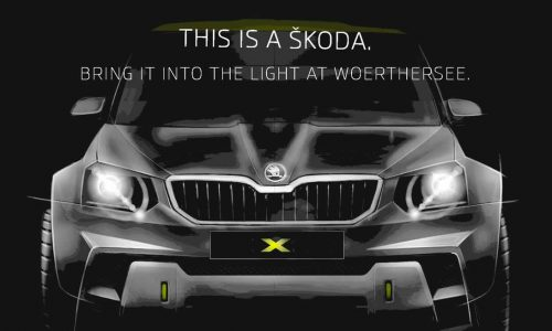 Tough Skoda Yeti concept planned for Worthersee