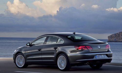Next Volkswagen CC could be a fastback – report