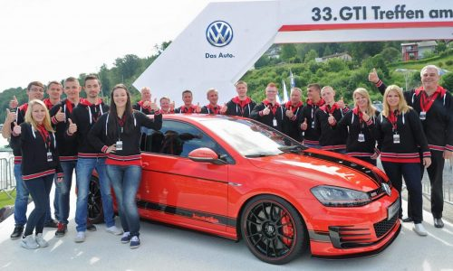 280kW Golf GTI Wolfsburb Edition revealed, built by apprentices