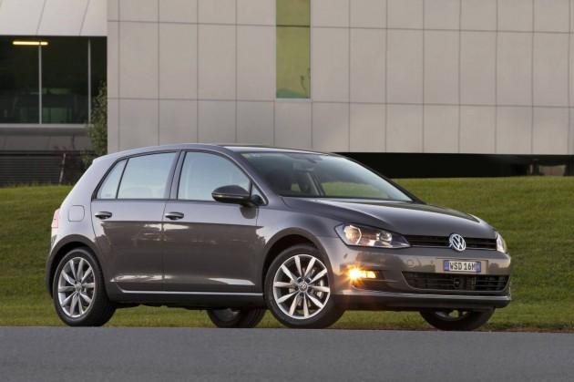 Volkswagen Golf Highline 103TSI