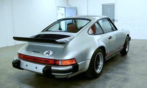 Porsche 911 Secrets: the original 1974 911 Turbo