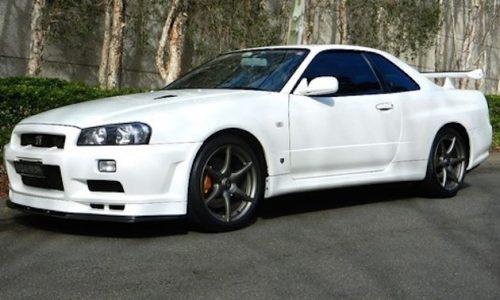 For Sale: 2002 Nissan Skyline R34 GT-R V-Spec II Nur