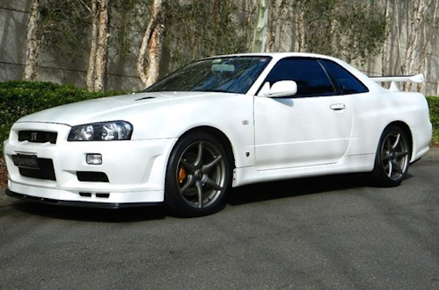 2002 Nissan Skyline R34 GT R V Spec II Nur For Sale Australia