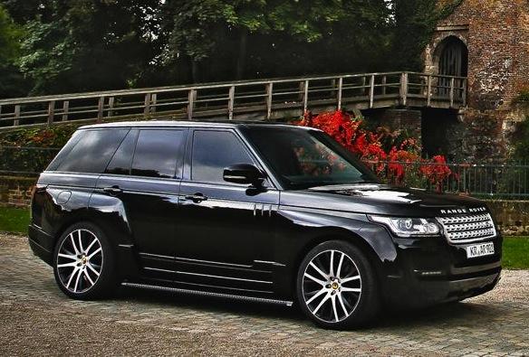 2014 Arden Range Rover Sport AR 9 Spirit