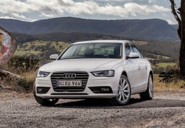 2014 Audi A4 Ambition quattro