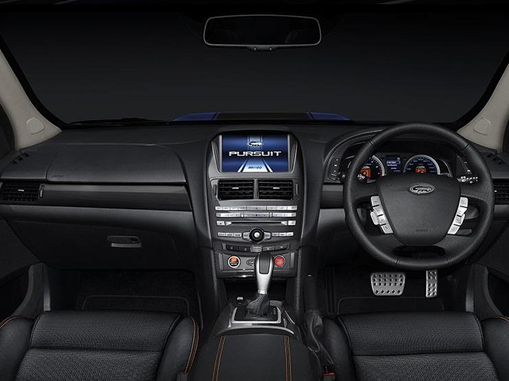 Fpv Gt F Limited Edition Pursuit Ute Officially Revealed
