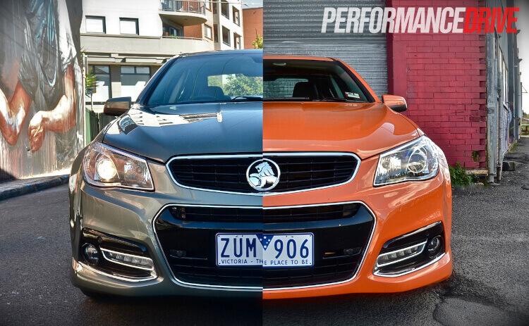 2014 Holden VF Commodore SS V Redline review