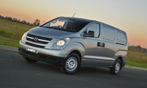 2014 Hyundai iLoad CRDi review (video)