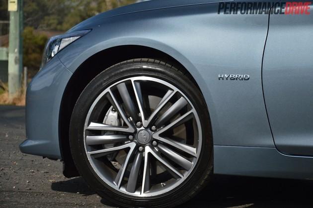 2014 Infiniti Q50 S Premium-brakes