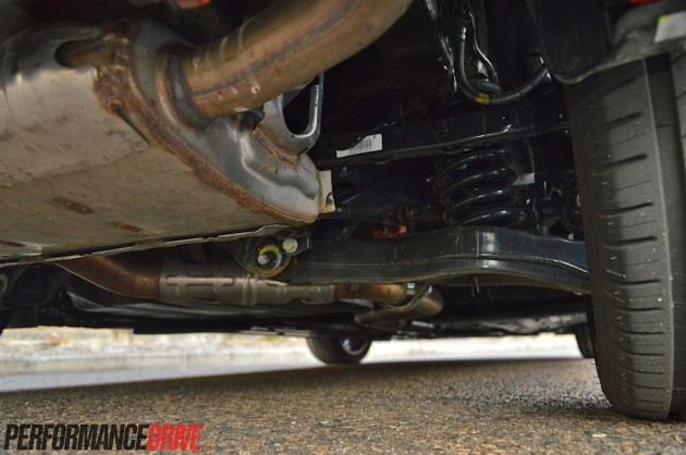 2014 Kia Pro_cee'd GT-rear suspension