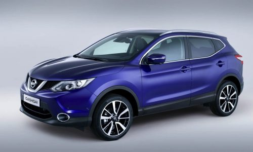New Nissan QASHQAI on sale in Australia from $25,850