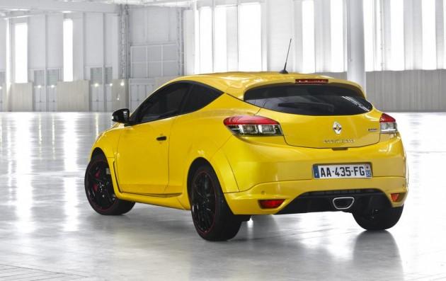 2014 Renault Megane R.S. 265 Cup-back