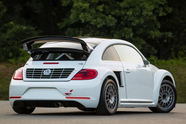 2014 Volkswagen Beetle GRC-rear