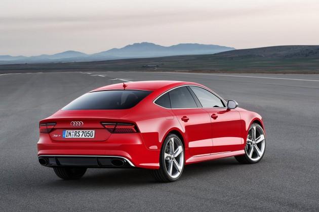 2015 Audi RS 7 Sportback-rear