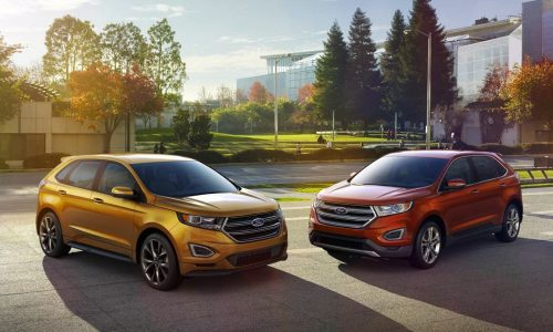 2015 Ford Edge revealed, to replace Territory