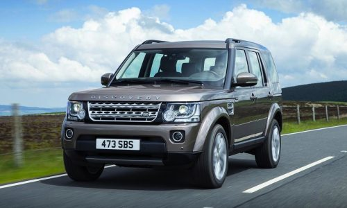 2015 Land Rover Discovery revealed, more luxury options