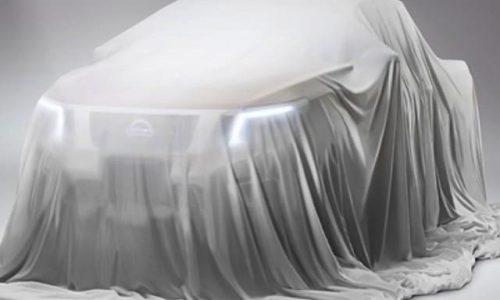 2015 Nissan Navara previewed, full reveal on June 11