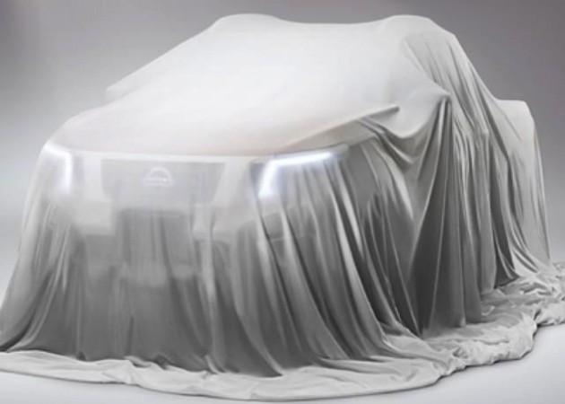 2015 Nissan Navara teaser maybe