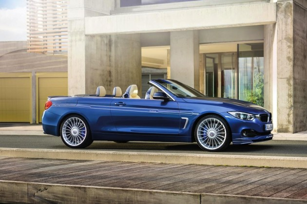 Alpina B4 Bi-Turbo Convertible