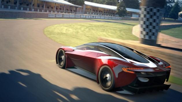 Aston Martin DP-100 Vision Gran Turismo-rear