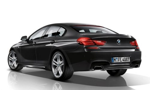 BMW Individual announces 6 Series 'Bang and Olufsen' edition