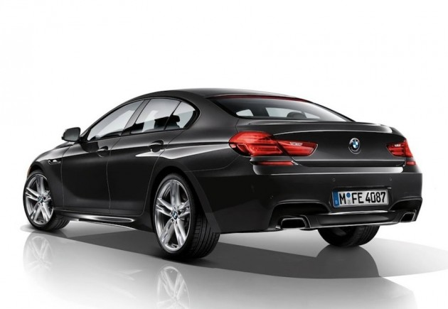 BMW 6 Series Bang and Olufsen edition car exterior