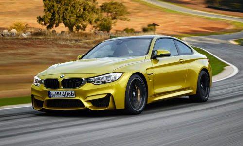 New BMW M4 posts 7:52 Nurburgring lap time