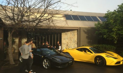 'Cars and Coffee' event getting popular, new niche for Sydney