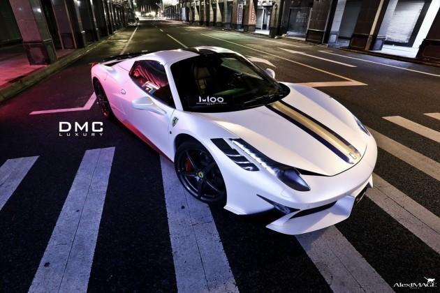 DMC Ferrari Monte Carlo Carbon Edition-front