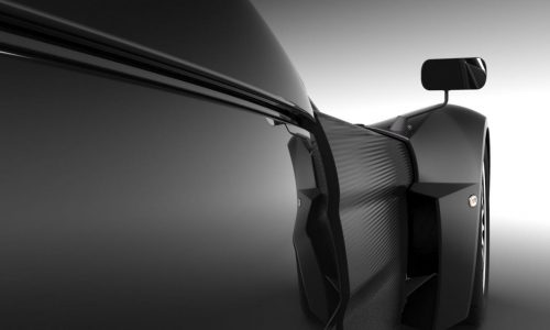 Elemental RP-1 lightweight two-seater teased before Goodwood