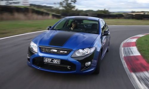 FPV GT F shown in full before official debut (video)