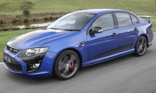 FPV GT F & Limited Edition Pursuit Ute officially revealed
