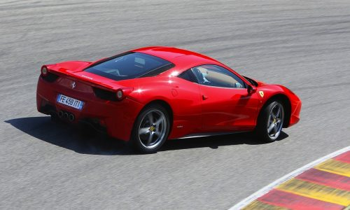 Ferrari 458 'T' facelift to feature twin-turbo V8 – report